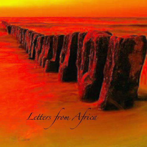 LETTERS FROM AFRICA (2017): image de couverture
